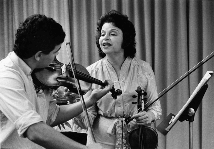 Remembering Fredell Lack, Virtuoso Violinist and Beloved